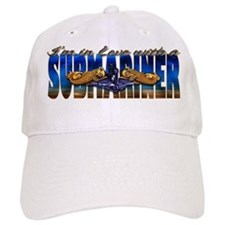 Love My Submariner Gold Baseball Cap