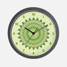 Celtic St. Patty's Day Wall Clock