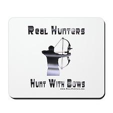 Bow Hunter Shirts Gifts Mousepad