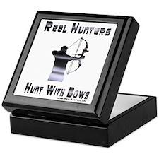 Bow Hunter Shirts Gifts Keepsake Box