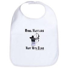 Bow Hunter Shirts Gifts Bib