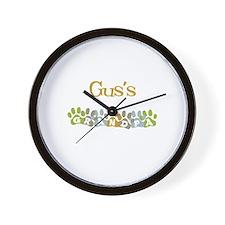 Gus's Grandpa Wall Clock