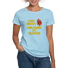 This Heart: Claude (A) T-Shirt