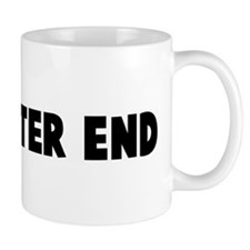 The bitter end Mug
