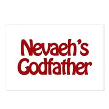 Nevaeh's Godfather Postcards (Package of 8)