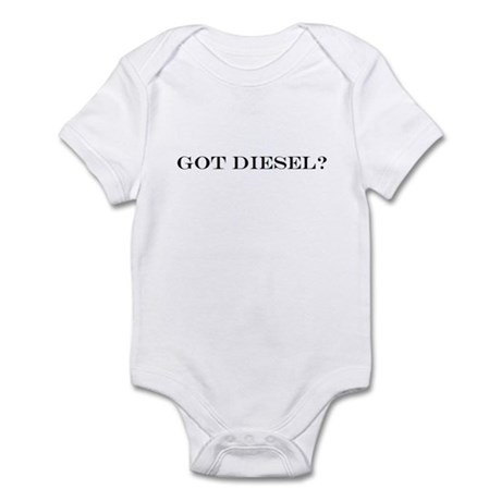 Got Diesel? Infant Bodysuit