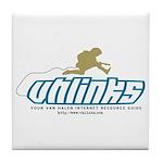 VHLinks.com Tile Coaster
