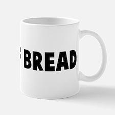 Loaf of bread Mug