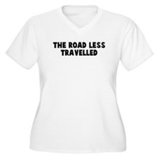 The road less travelled T-Shirt