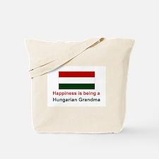 Happy Hungarian Grandma Tote Bag