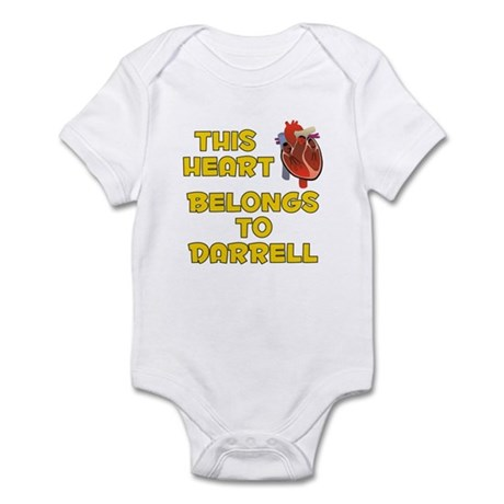 This Heart: Darrell (A) Infant Bodysuit