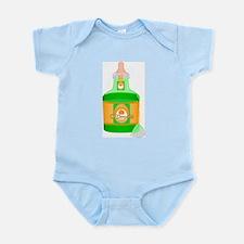 O'Drools Bottle Infant Onesie