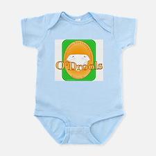 O'Drools Diaper Logo Infant Onesie