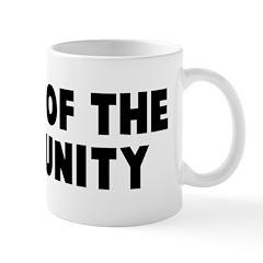 Pillar of the community Mug