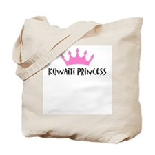 Kuwaiti Princess Tote Bag