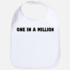 One in a million Bib