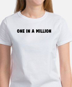 One in a million Tee