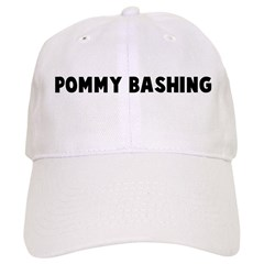 Pommy bashing Baseball Cap