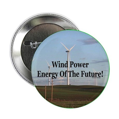 "Wind Power 2.25"" Button (100 pack)"
