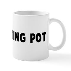 The melting pot Mug