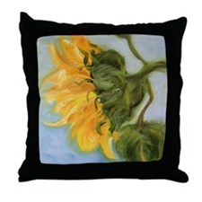 Unique Oil painting Throw Pillow