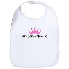 Nicaraguan Princess Bib