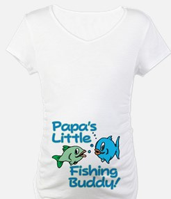 PAPA'S LITTLE FISHING BUDDY! Shirt