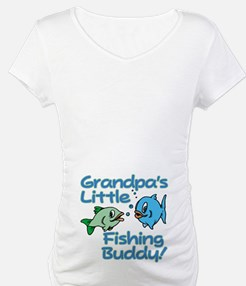 GRANDPA'S LITTLE FISHING BUDDY! Shirt