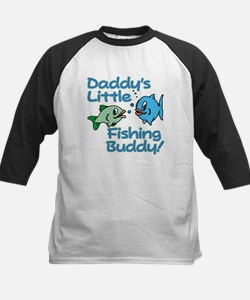 DADDY'S LITTLE FISHING BUDDY! Tee