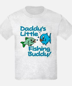 DADDY'S LITTLE FISHING BUDDY! T-Shirt