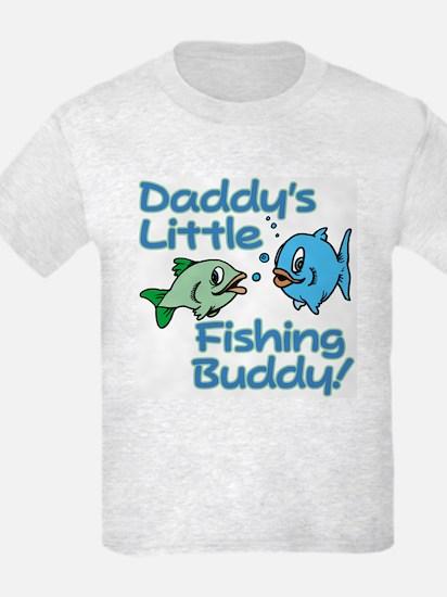DADDY'S LITTLE FISHING BUDDY! T-Shirt