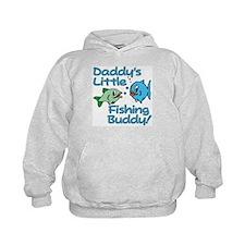 DADDY'S LITTLE FISHING BUDDY! Hoodie