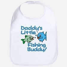 DADDY'S LITTLE FISHING BUDDY! Bib