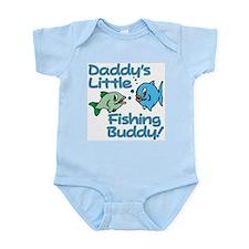 DADDY'S LITTLE FISHING BUDDY! Onesie