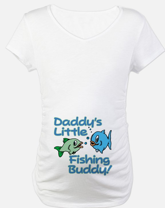 DADDY'S LITTLE FISHING BUDDY! Shirt
