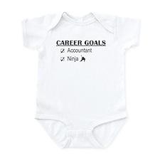 Accountant Carreer Goals Infant Bodysuit