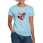 Cavalier Puppy Love Women's Light T-Shirt