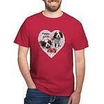 Cavalier Puppy Love Dark T-Shirt