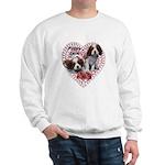 Cavalier Puppy Love Sweatshirt
