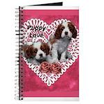 Cavalier Puppy Love Journal