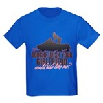Ride like me Kids Dark T-Shirt