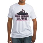 Ride like me Fitted T-Shirt
