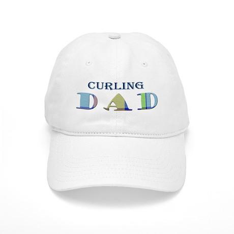 Curling Dad Cap