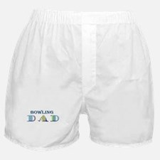 Bowling Dad Boxer Shorts