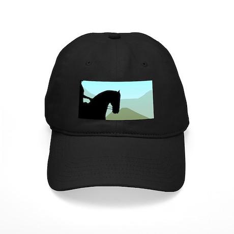 Craftsman Dressage Black Cap