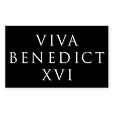 Viva Benedict Sticker #R2 by Covenant Gear