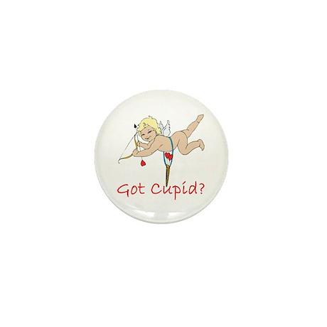 Got Cupid? Mini Button (100 pack)