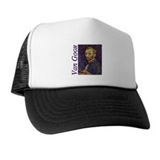 Self-portrait Trucker Hat
