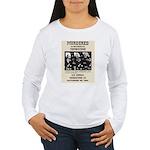 Tombstone Murder Women's Long Sleeve T-Shirt
