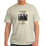 Tombstone Murder Light T-Shirt